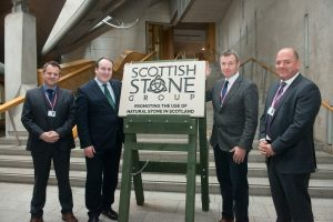 Scottish Stone Group Launch